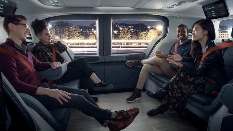 Cruise Origin – беспилотный автомобиль от General Motors