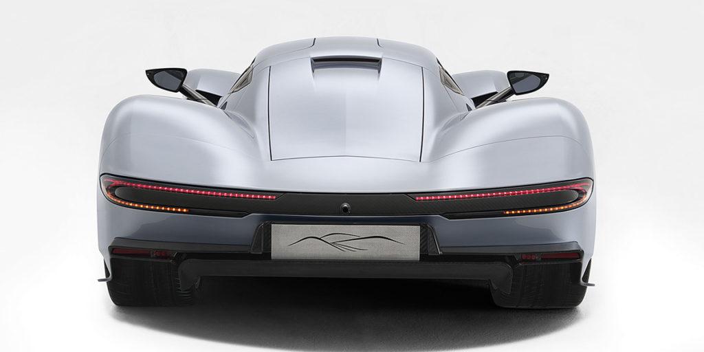 В гонке за звание самого быстрого авто в мире – 2012-сильный электромобиль Aspark Owl